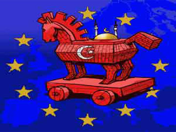 Turkey in Europe : A contradiction in terms