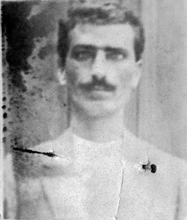 DJANOIAN	Levon - May 6, 1896 - Marash